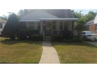 Single Family for rent in 14537 BRAMELL Street, Detroit, MI, 48223