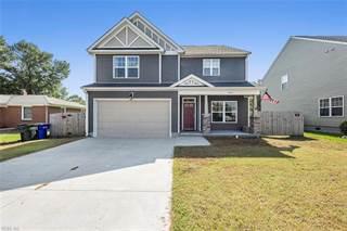 Single Family for sale in 4417 Coltrane Avenue, Suffolk, VA, 23435