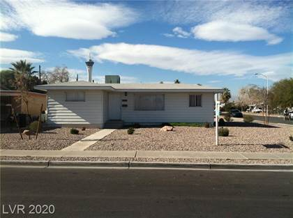Residential Property for rent in 1800 South 11TH Street, Las Vegas, NV, 89104