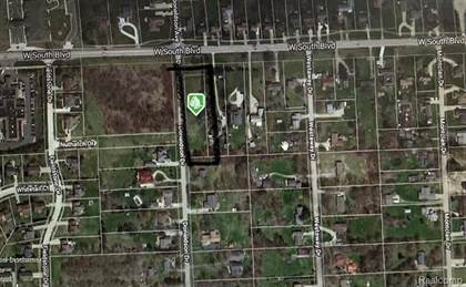 Lots And Land for sale in 6972 DONALDSON, Troy, MI, 48085