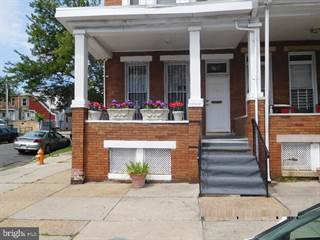 Townhouse for rent in 1700 RUXTON AVENUE ROOM 1 OR 3, Baltimore City, MD, 21216