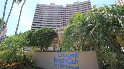 Residential Property for sale in 1340 GULF BOULEVARD 19C, Clearwater, FL, 33767