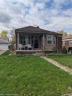 Residential Property for sale in 14649 ARLINGTON Avenue, Allen Park, MI, 48101