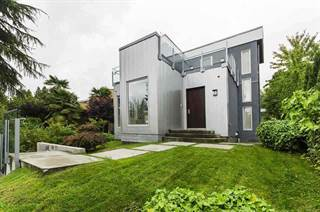 Single Family for sale in 1449 GORDON AVENUE, West Vancouver, British Columbia, V7T1R5