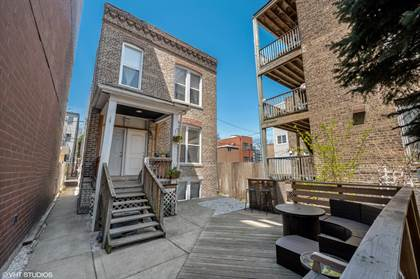 Multifamily for sale in 1524 North WESTERN Avenue, Chicago, IL, 60622