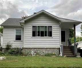 Single Family for sale in 1422 Birney, Saginaw, MI, 48602