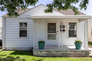 Single Family for rent in 2530 NORMAN Street, Melvindale, MI, 48122