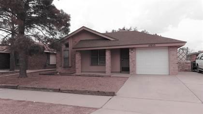 Residential for sale in 11833 JIM RYAN Lane, El Paso, TX, 79936