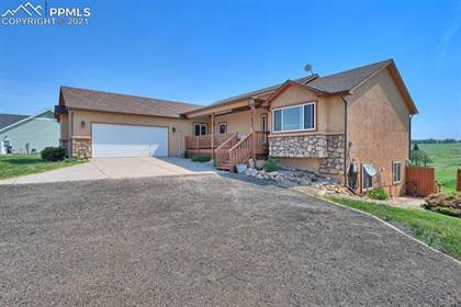 Residential Property for sale in 17831 Pinon Park Road, Black Forest - Peyton CCD, CO, 80831