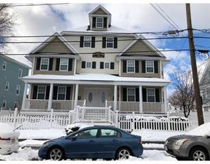 Townhouse for sale in 125 Mount Vernon St D, Newton, MA, 02465