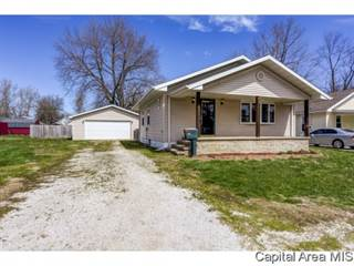 Single Family for sale in 715 E Thompson St, Taylorville, IL, 62568