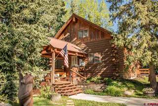 Single Family for sale in 340 Spruce Glen, Pagosa Springs, CO, 81130