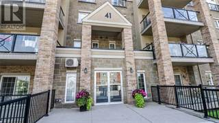 Condo for sale in 41 FERNDALE DR S 411, Barrie, Ontario