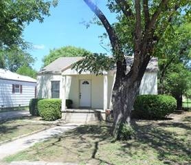 Single Family for sale in 1107 Glasscock Ave, Sonora, TX, 76950