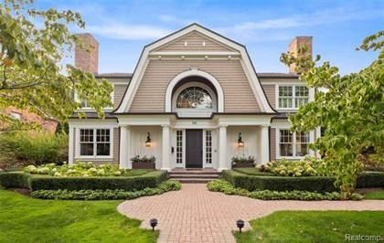 Residential Property for sale in 715 SUFFIELD Avenue, Birmingham, MI, 48009