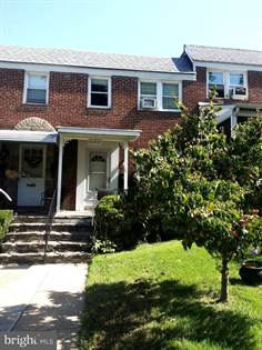 Residential Property for sale in 204 ARDEN ROAD W, Baltimore City, MD, 21225