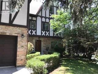 Single Family for rent in 2627 LAKE SHORE BLVD W, Toronto, Ontario
