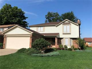 Single Family for sale in 37735 EVERGREEN Drive, Sterling Heights, MI, 48310
