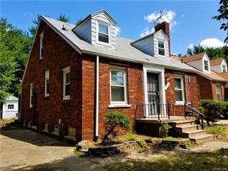 Single Family for sale in 15819 FAIRCREST Street, Detroit, MI, 48205
