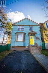 Single Family for rent in 12 Scott Street, St. John's, Newfoundland and Labrador