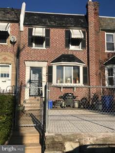Residential for sale in 4223 ROBBINS AVENUE, Philadelphia, PA, 19135