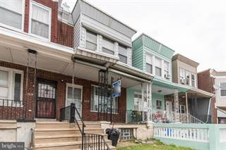 Townhouse for sale in 607 W BRISTOL STREET, Philadelphia, PA, 19140