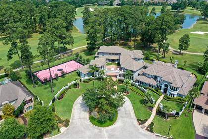 Residential for sale in 8107 St Michaels Crest Lane, Humble, TX, 77396