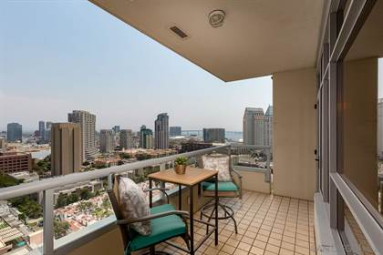 Residential Property for sale in 700 W W E St 2405, San Diego, CA, 92113