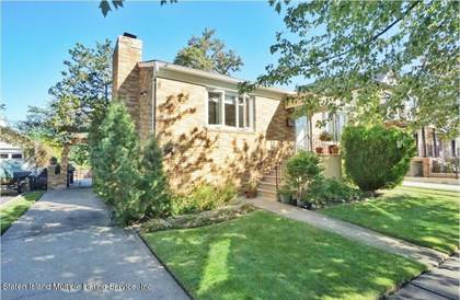 Residential Property for sale in 119 Petrus Avenue, Staten Island, NY, 10312
