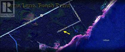 Vacant Land for sale in Yanna Lane, Beach Point, Prince Edward Island, C0A1V0