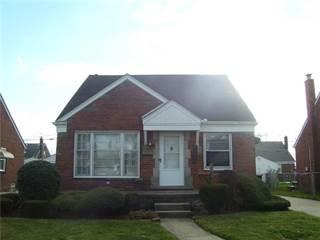 Single Family for sale in 17940 LINCOLN Drive, Roseville, MI, 48066