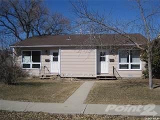 Duplex for sale in 124 / 126 Jefferson STREET E 3 & 4, Jansen, Saskatchewan, S0K 2B0