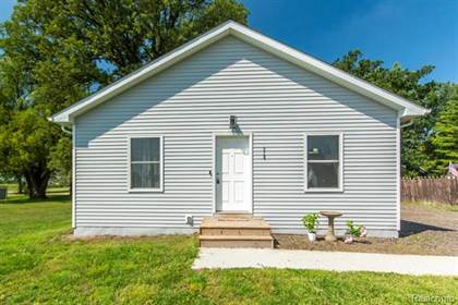 Residential Property for sale in 312 S QUARTERLINE Street, Ashley, MI, 48806