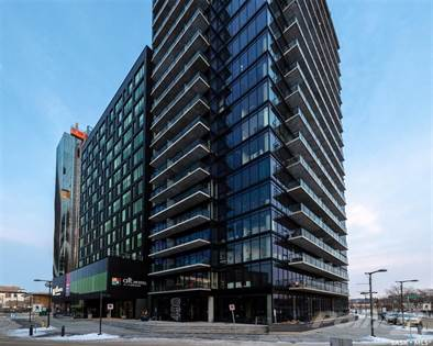 Condominium for sale in 490 2nd AVENUE S 608, Saskatoon, Saskatchewan, S7K 4H5