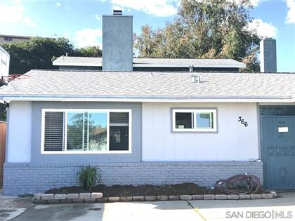 Residential for sale in 366 68th St, San Diego, CA, 92114