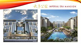 Apartment for sale in IMPERIAL ERA MANSION HIGH END CONDO IN MALL OF ASIA COMPLEX, PASAY CITY, Pasay City, Metro Manila