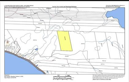Lots And Land for sale in 329 Highway, Chester, Nova Scotia