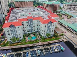 Condo for sale in 700 S HARBOUR ISLAND BOULEVARD 117, Tampa, FL, 33602