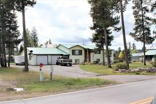 Single Family for sale in 155 School Lane, Seeley Lake, MT, 59868
