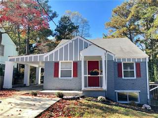 Single Family for rent in 1307 Lorenzo Drive SW, Atlanta, GA, 30310