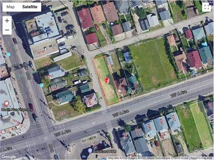 Vacant Land for sale in 9352 107A AV NW, Edmonton, Alberta, T5H0Z3