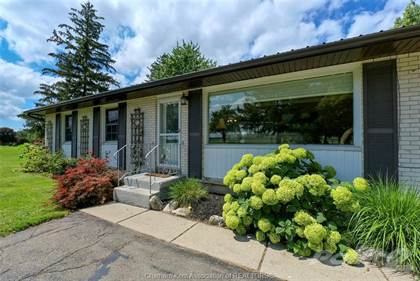 Residential Property for sale in 7677 Riverview Line, Chatham - Kent, Ontario