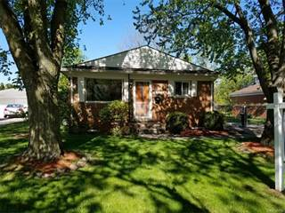 Single Family for rent in 14235 INKSTER Road, Livonia, MI, 48154