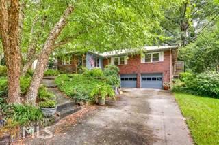 Single Family for sale in 1473 Brook Valley Ln, Atlanta, GA, 30324