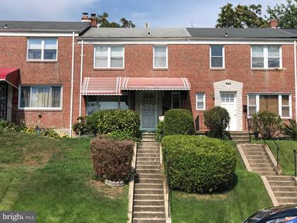 Residential Property for sale in 918 LENTON AVENUE, Baltimore City, MD, 21212