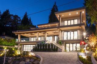 Single Family for sale in 557 ST. GILES ROAD, West Vancouver, British Columbia, V7S1L7
