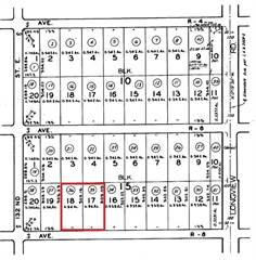 Land for sale in 0 Avenue R8 and 131st St East, Pearblossom, CA, 93553