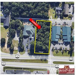 Land for sale in Frontage Road, Murrells Inlet, SC, 29576