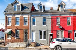 Single Family for rent in 117 E BOUNDARY AVENUE, York, PA, 17401