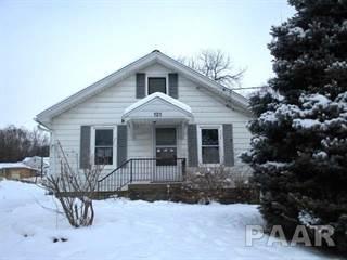 Single Family for sale in 121 AMSLER Street, Bartonville, IL, 61607